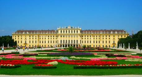 Of Opulence and Finery: Schönbrunn Palace, Vienna